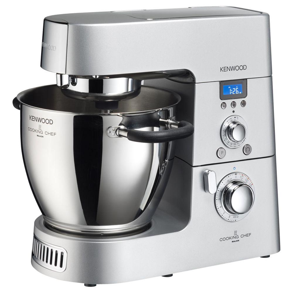 Kenwood Cooking Chef KM080 Kitchen Machine, Silver