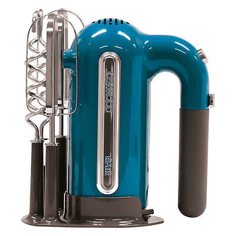 Buy Kenwood kMix HM803 Hand Mixer, Blue Online at johnlewis.com