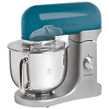 Buy Kenwood kMix KMX93 Stand Mixer, Blue with FREE Kettle and Toaster Online at johnlewis.com