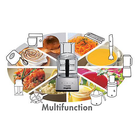 Buy Magimix 5200XL Premium BlenderMix Food Processor Online at johnlewis.com