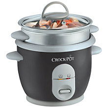 Buy Crock-Pot CKCPRC4726-060 Manual Rice Cooker Online at johnlewis.com