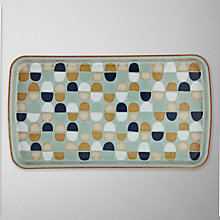 Buy Denby Heritage Pavilion Rectangle Plate Online at johnlewis.com