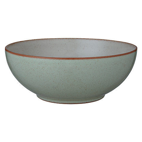 Buy Denby Heritage Orchard Bowl, Dia.16cm, Green Online at johnlewis.com