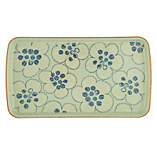 Buy Denby Heritage Orchard Rectangle Plate, L26 x W15cm Online at johnlewis.com