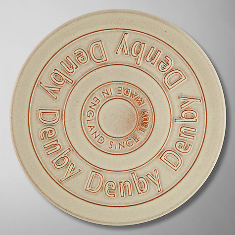 Buy Denby Heritage Terrace Trivet Online at johnlewis.com