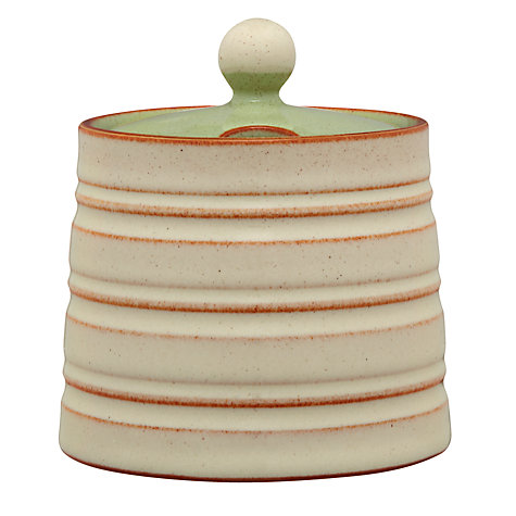 Buy Denby Heritage Orchard Covered Sugar Bowl Online at johnlewis.com