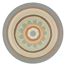 Buy Denby Heritage Terrace Accent Dessert Plate, Dia.23cm, Grey Online at johnlewis.com