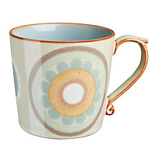 Buy Denby Heritage Terrace Accent Mug Online at johnlewis.com