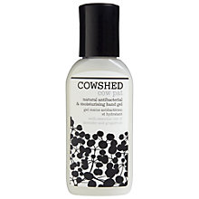 Buy Cowshed Anti-Bacterial Cow Pat Hand Gel, 50ml Online at johnlewis.com