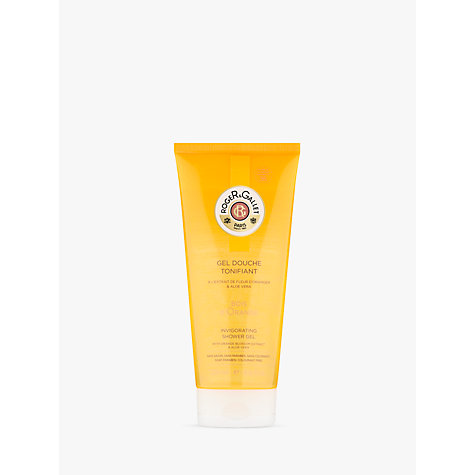 Buy Roger & Gallet Bois D'Orange Shower Gel, 200ml Online at johnlewis.com