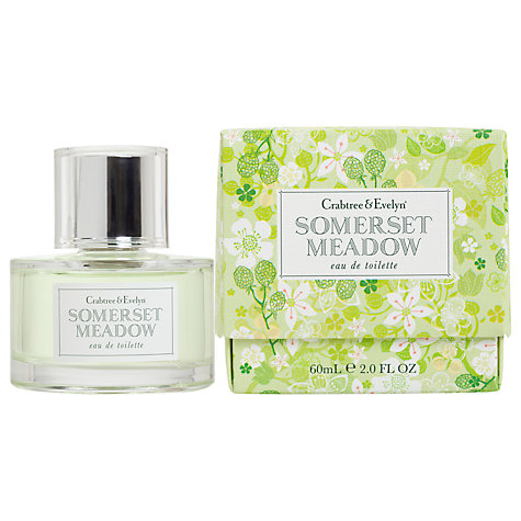 Buy Crabtree & Evelyn Somerset Meadow Eau de Toilette, 60ml Online at johnlewis.com