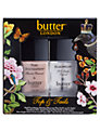 Butter London Top and Tails Set, 2 x 17.5ml