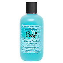Buy Bumble and bumble Surf Foam Wash Shampoo, 250ml Online at johnlewis.com