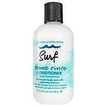 Buy Bumble And Bumble Surf Creme Rinse Conditioner, 250ml Online at johnlewis.com