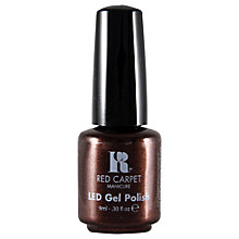Buy Red Carpet Manicure LED Gel Polish, 9ml Online at johnlewis.com