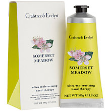 Buy Crabtree & Evelyn Somerset Meadow Hand Therapy, 100g Online at johnlewis.com