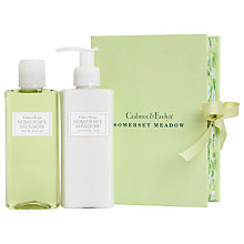 Buy Crabtree & Evelyn Somerset Meadow Perfect Pair, 2 x 200ml Online at johnlewis.com