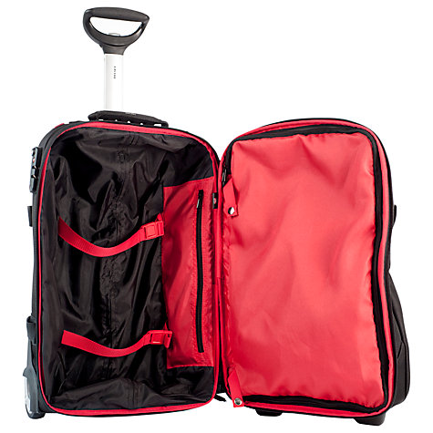 Buy Delsey Crosstrip 2 Expandable 2-Wheel Cabin Suitcase Online at johnlewis.com