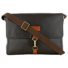 Buy Hidesign Felix Leather Messenger Bag Online at johnlewis.com