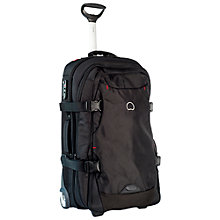 Buy Delsey Crosstrip 2-Wheel Expandable Medium Suitcase Online at johnlewis.com