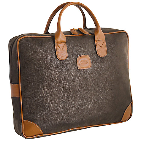 Buy Bric's Life Large 2 Handle Briefcase Online at johnlewis.com