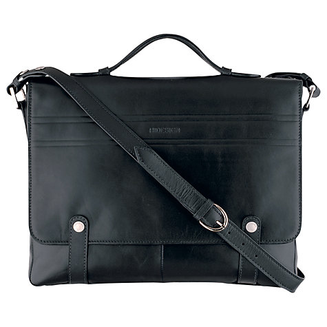Buy Hidesign Byron Leather Briefcase Online at johnlewis.com