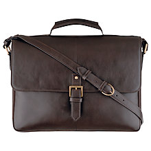 Buy Hidesign Charles Leather Briefcase Online at johnlewis.com