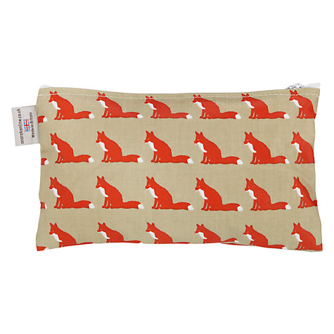 Buy Anorak Proud Fox Flat Purse Online at johnlewis.com