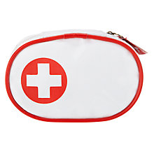 Buy John Lewis Travel Size First Aid Kit Online at johnlewis.com