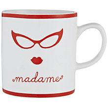 Buy John Lewis Madame Mug Online at johnlewis.com