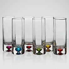 Buy House by John Lewis Shot Glasses, Set of 6 Online at johnlewis.com