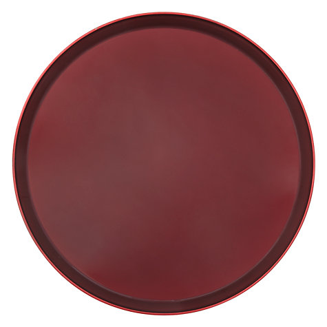 Buy John Lewis Lacquer Round Tray Online at johnlewis.com