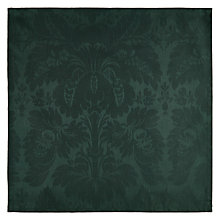 Buy John Lewis Damask Napkin, Set of 4 Online at johnlewis.com