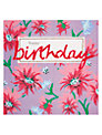 Saffron Happy Birthday Card