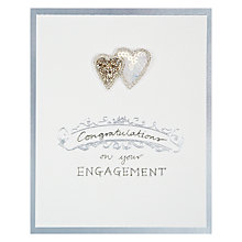 Buy Saffron On Your Engagement Card Online at johnlewis.com