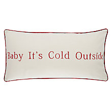 Buy John Lewis Cold Outside Cushion Online at johnlewis.com