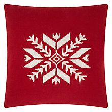 Buy John Lewis Fair Isle Cushion Online at johnlewis.com