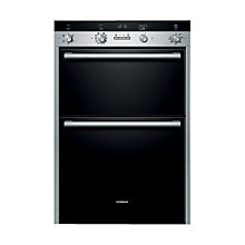 Buy Siemens HB55MB551B Double Electric Oven, Stainless Steel Online at johnlewis.com