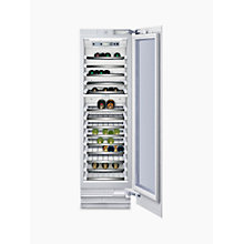 Buy Siemens CI24WP02 Integrated Wine Cabinet Online at johnlewis.com