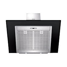 Buy Siemens LC98KC640B Chimney Cooker Hood, Black Online at johnlewis.com