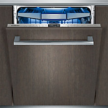 Buy Siemens SN66T095GB Integrated Dishwasher Online at johnlewis.com