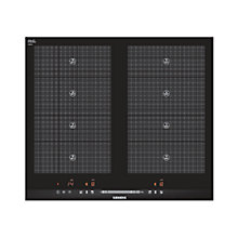 Buy Siemens EH675MV17E Induction Hob, Black Glass Online at johnlewis.com