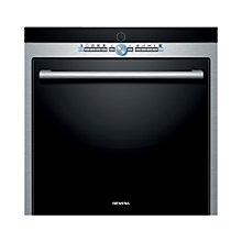 Buy Siemens HB78GB590B Single Electric Oven, Black/Stainless Steel Online at johnlewis.com
