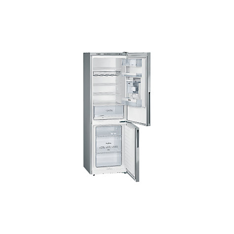 Buy Siemens KG36WVI30G Fridge Freezer, A++ Energy Rating, 60cm Wide, Stainless Steel Online at johnlewis.com