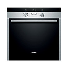 Buy Siemens HB13AB550B Single Electric Oven, Stainless Steel Online at johnlewis.com