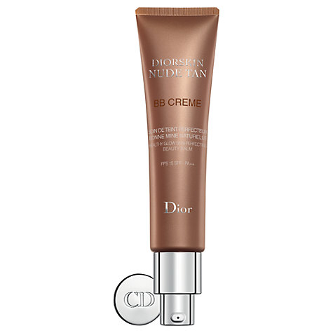 Buy Diorskin Nude Tan BB Creme Online at johnlewis.com