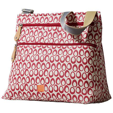 Buy PacaPod Jura Changing Bag, Cranberry Online at johnlewis.com