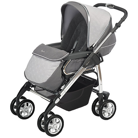 Buy Silver Cross Freeway Body, Oxford Grey Online at johnlewis.com