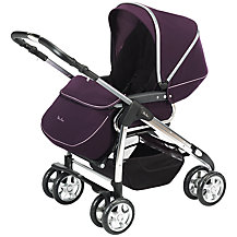 Silver Cross Freeway Pram & Accessories Range