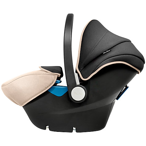 Buy Silver Cross Simplicity Infant Carrier, Sand Online at johnlewis.com